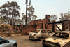 Australian bushfires Oct 2013