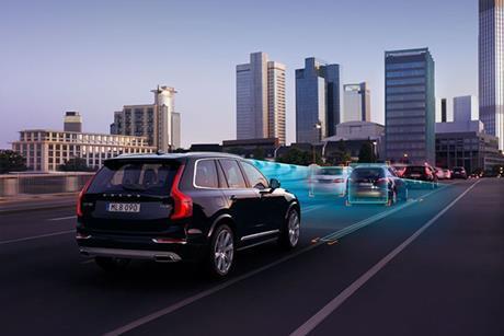 Volvo autonomous