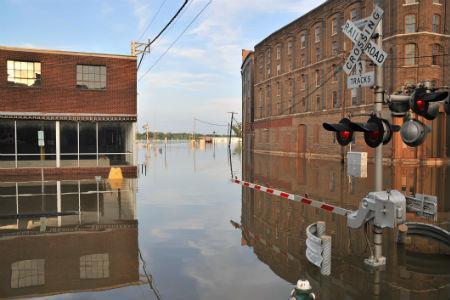 US flood insurance