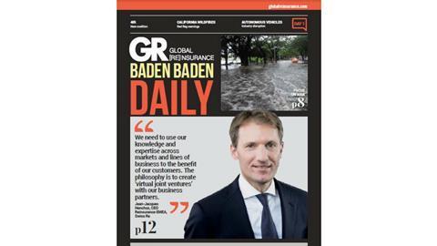 Global Reinsurance Baden Baden 2017 Daily 1