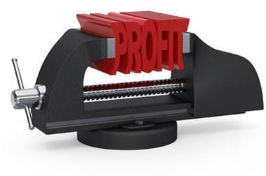 vice profit pressure