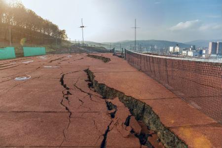 earthquake 450