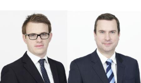 Joe Fitzgerald and John Casey - senior claims underwriters, Hiscox Re
