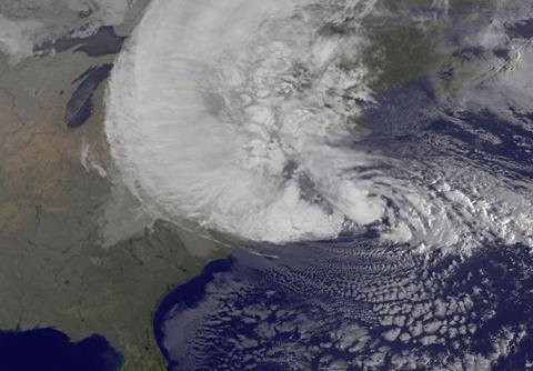 Cyclone Sandy