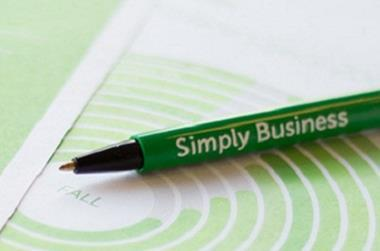 Simply business pen