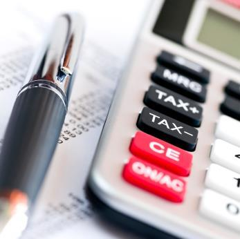 Tax and calculator