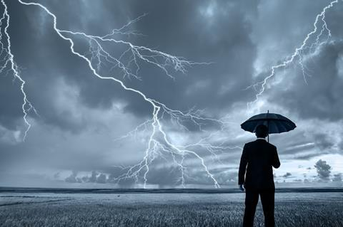 Negative Storm