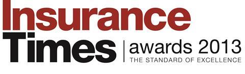 Insurance Times Awards 2013