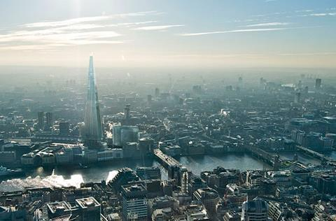 The Shard, London Bridge, visualisation