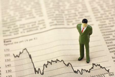 Market losses 450