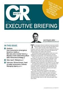 GR May Executive Briefing