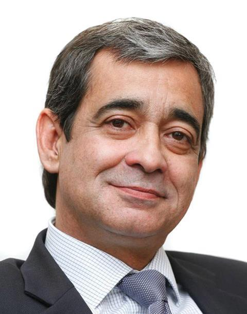 Pedro de Macedo is president and chief executive at Mapfre Re