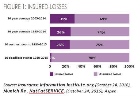 Figure 1 insured losses