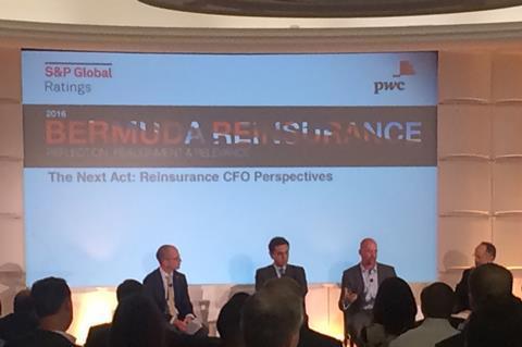 PwC Bermuda Conferemce CFO panel
