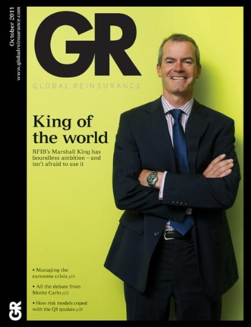GR October 2011 Issue Cover