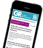 Sign up to Global Reinsurance newsletters